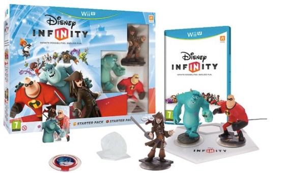 Starter Set Disney Infinity 01