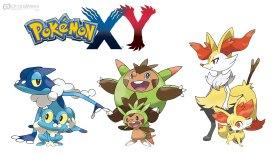 PokemonXY_Starters+evo