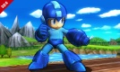 Super Smash Bros Mega Man 3DS 00