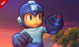 Super Smash Bros Mega Man 3DS 01
