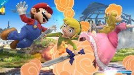 Super Smash Bros Toon Link U 01