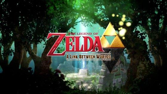 The Lengend of Zelda: A Link between Worlds
