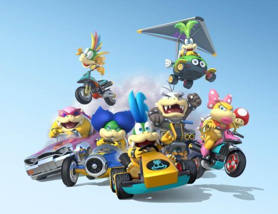Mario Kart 8 U 07