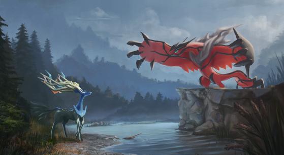 Batalla Pokemon XY