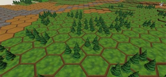 Hex Heroes map 00