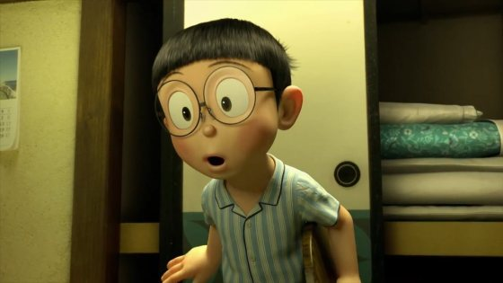 Nobita Stand by Me 00