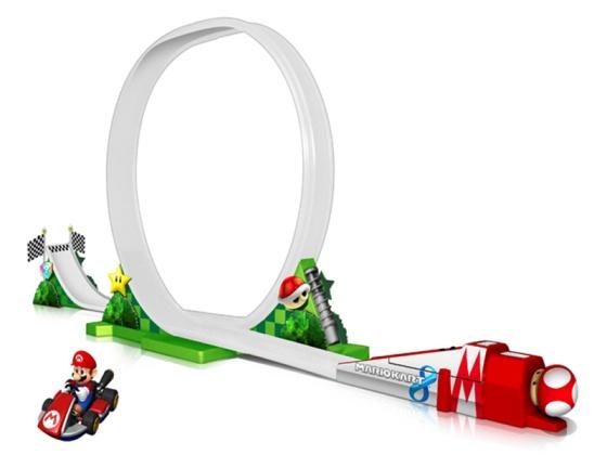 Pista MK 8 juguete 01