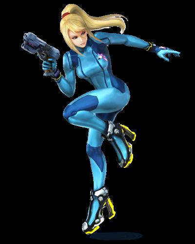 Samus Zero Suit 00