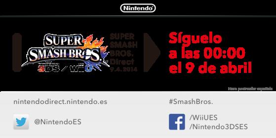 Smash Bros Direct 00