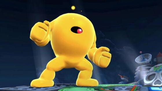 Yellow Devil Smash 00