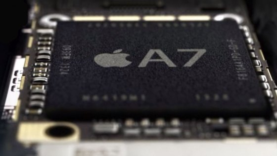 Apple A7 - ARM 64 bits