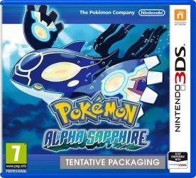 caratula conceptual Pokemon Alfa Zafiro 00