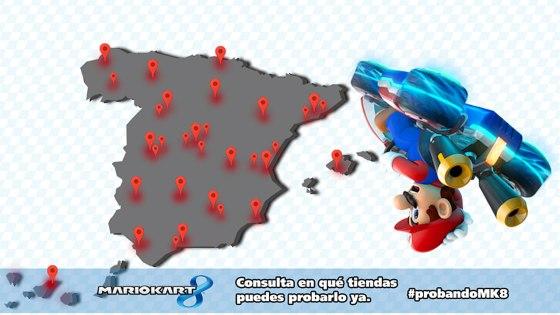 Demo Mario Kart 8