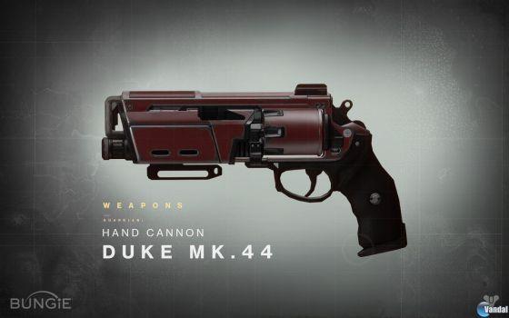 Destiny armados 01