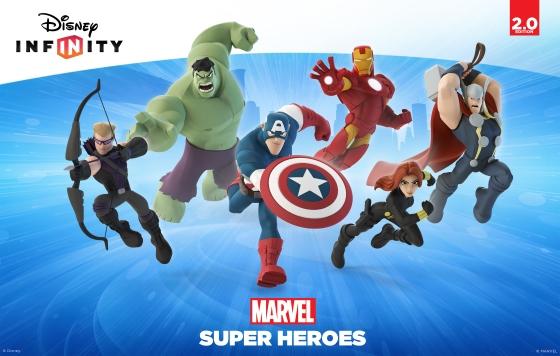 Disney Infinity2 presentacion 00