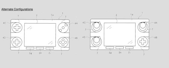 ejemplo configuraciones patente