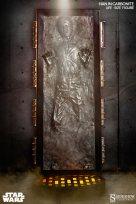 Han Solo Carbonita tamaño real 01