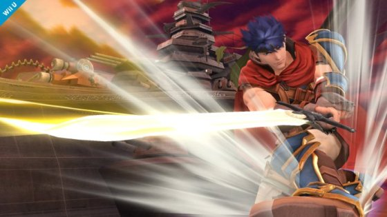 Ike Super Smash Bros U 00