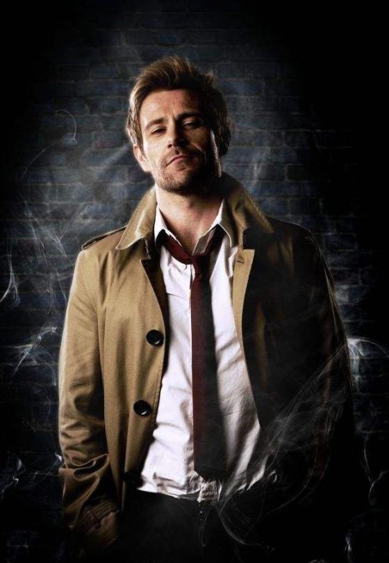 John Constantine la serie 00