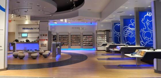 NIntendo World Store Re-model