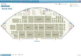 Reparto de espacio E3 2014 01
