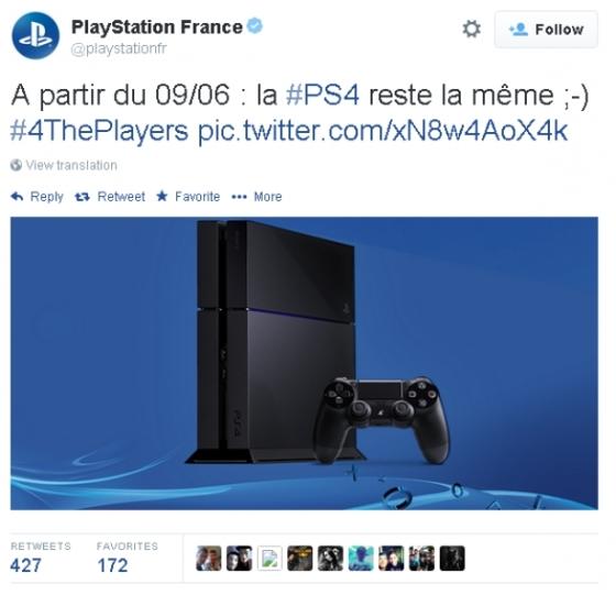 Sony francia burla Xbox One 00