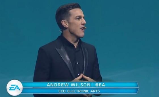 Andrew Wilson de EA 00