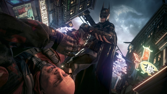 Batman Arkham Knight 01