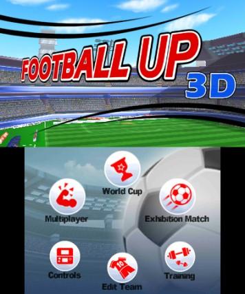 Football Up 3D 00