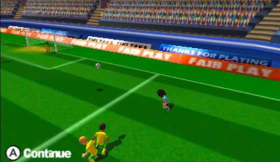 Football UP 3D 01