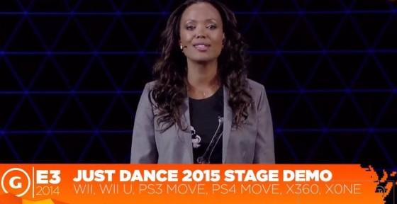Plataformas Just Dance E3 2014 00