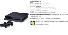 PS4 Amazon Francia 00