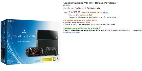 PS4+PSVita amazon Francia 00