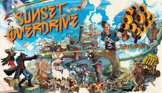 Sunset Overdrive PIC 00
