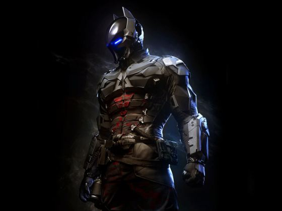Wall Batman Arkham Knight 00