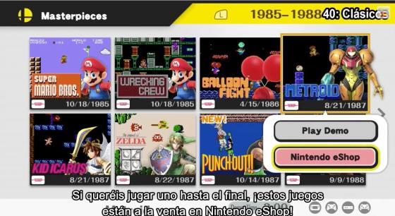 Juegos clasicos Smash bros 00