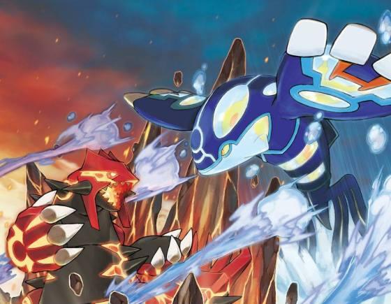 Pokemon Rubi Omega y Zafiro Alfa