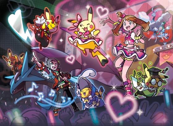 PokemonRubiZafiroConcursos