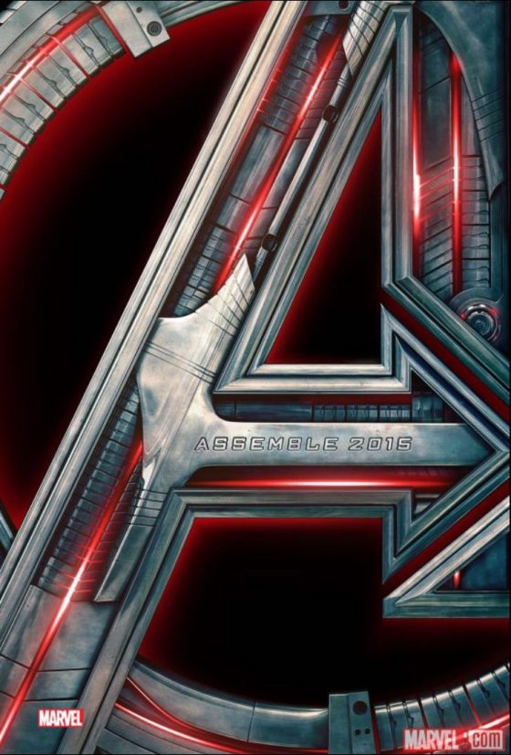 Poster teaser Vengadores 2