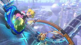 FZero Kart Mario Kart 8 DLC 1