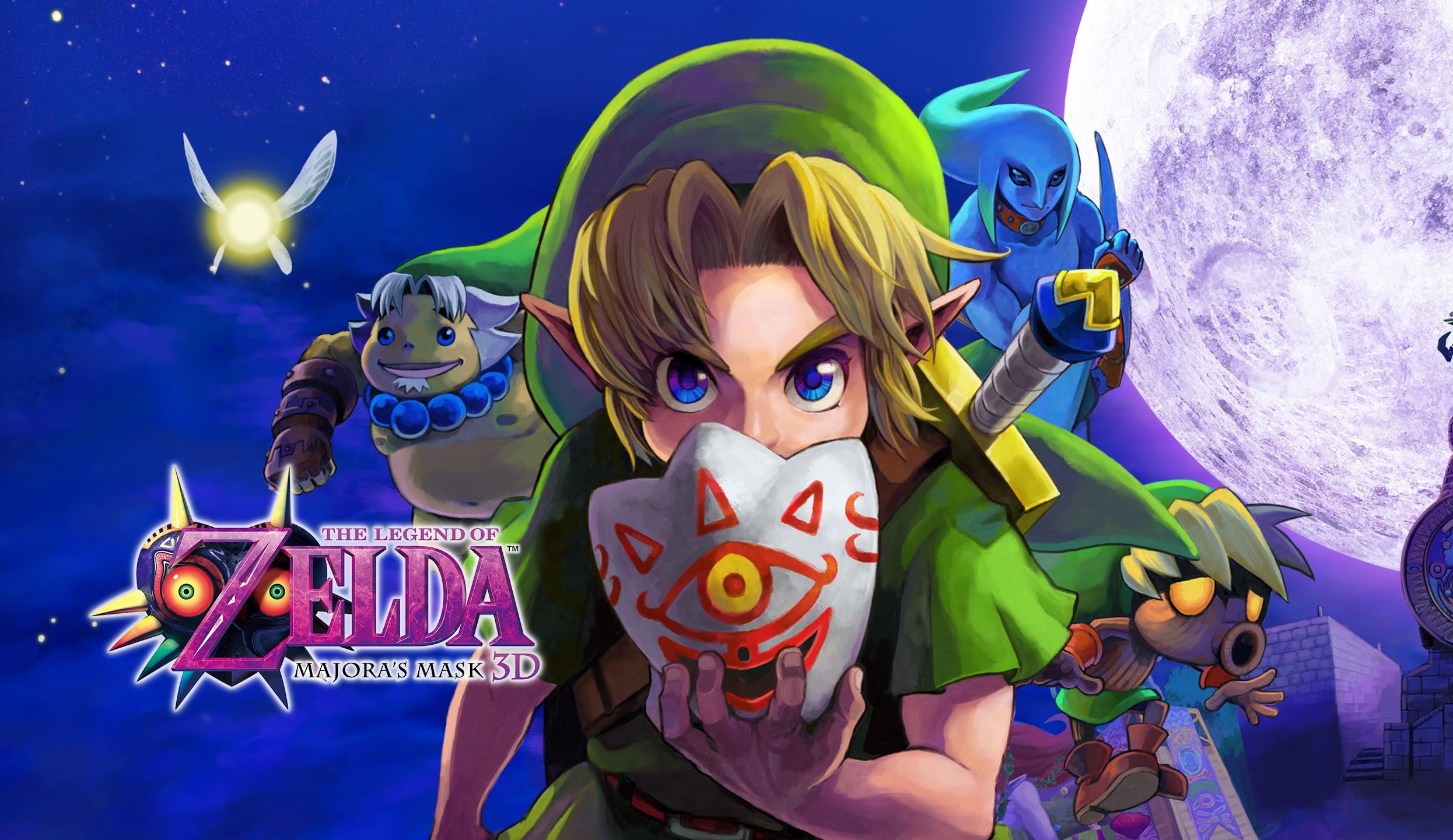 Zelda Forever Descargar Majoras Mask Arte E