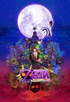 Arte de Zelda: Majoras Mask