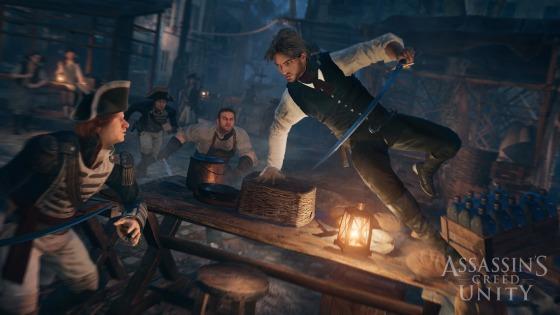 Assasins Creed Unity PC