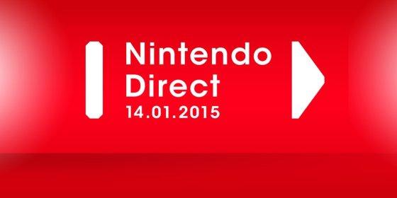 Nintendo Direct 14-01-2015