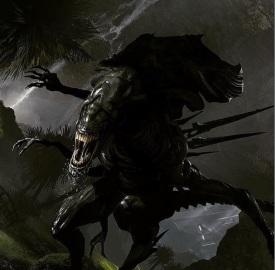Alien 5 Arte Conceptual 03