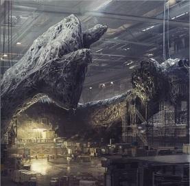 Alien 5 Arte Conceptual 04