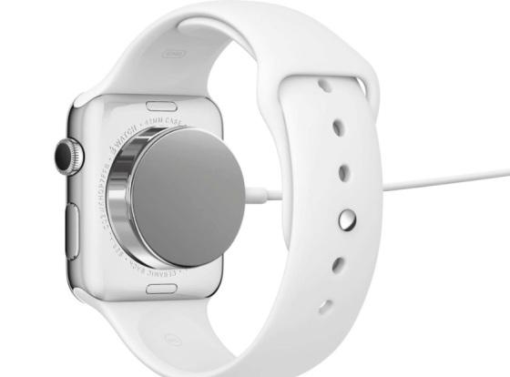 Apple Watch recargando 00