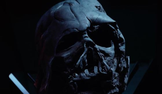 Episodio VII casco Darth Vader 00