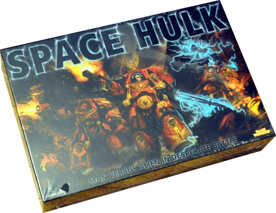 Space Hulk tablero 00