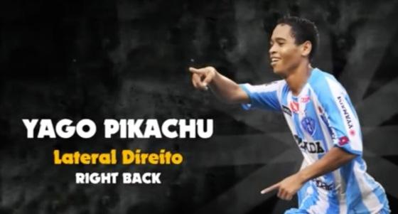 Yago Pikachu 00